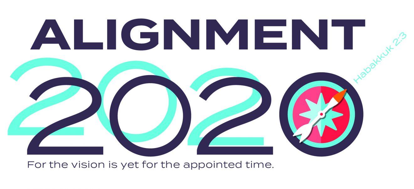 Alignment 2020 logo color logo
