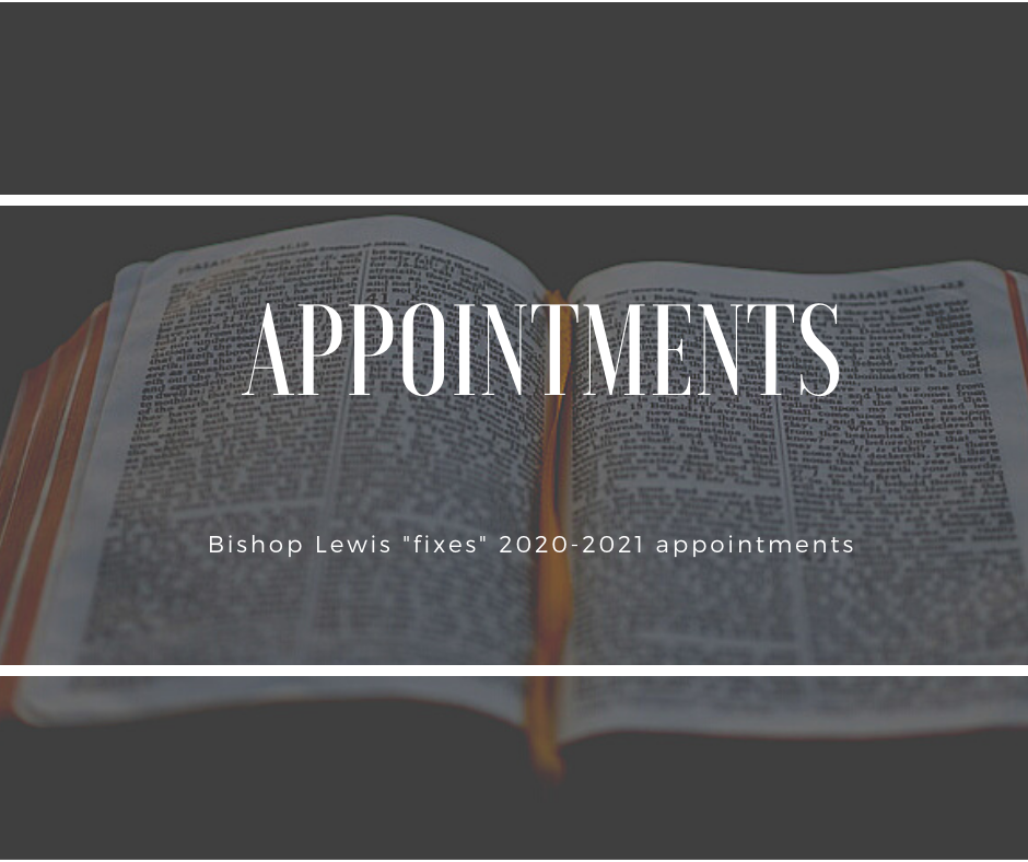appointments FINAL