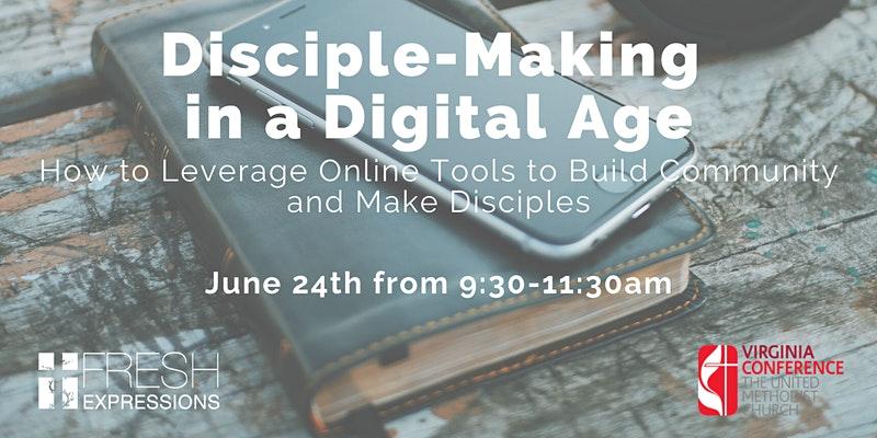 disciplemaking webinar june 2020