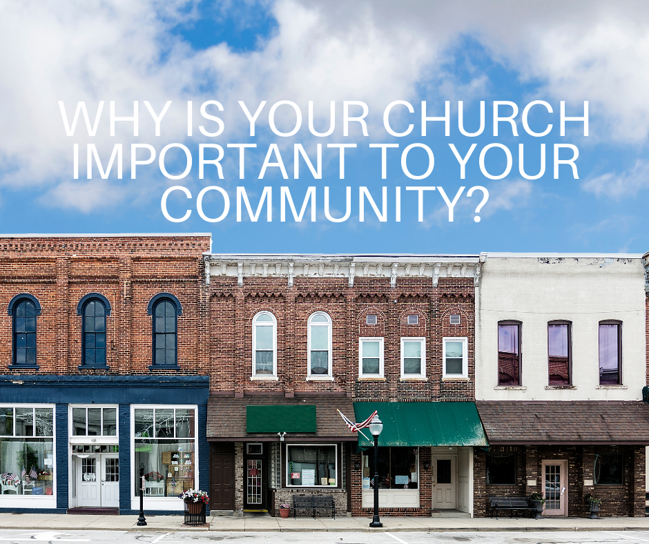 Why is your church important to your community_