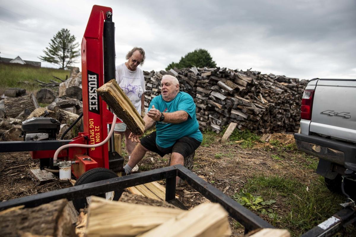 choppingwood