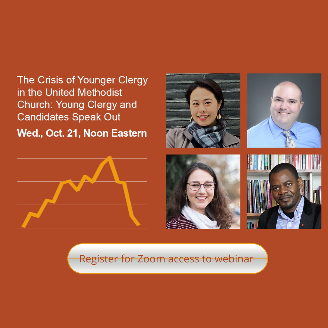 Crisis of Younger Clergy Webinar