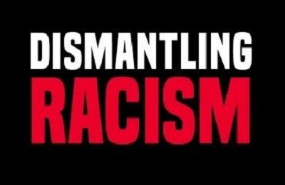 dismantling racism umc logo
