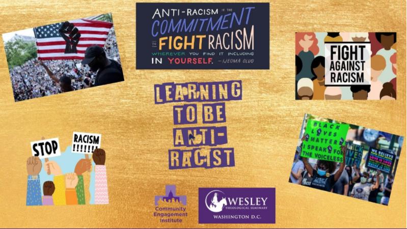 racial justice workshop wesley