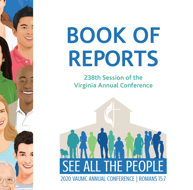 book of reports cover 2020