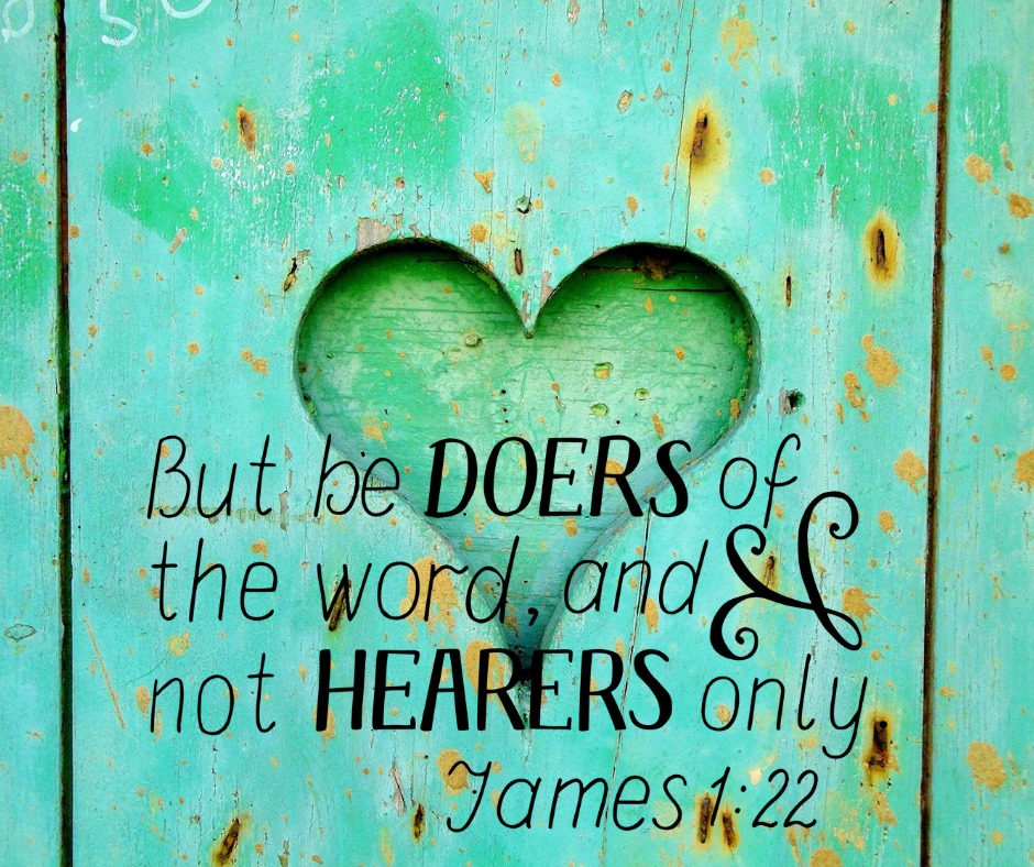 doers of word