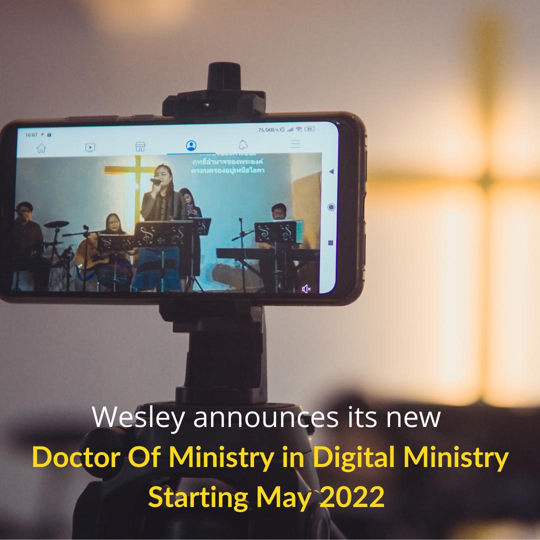 Wesley Digital Ministry