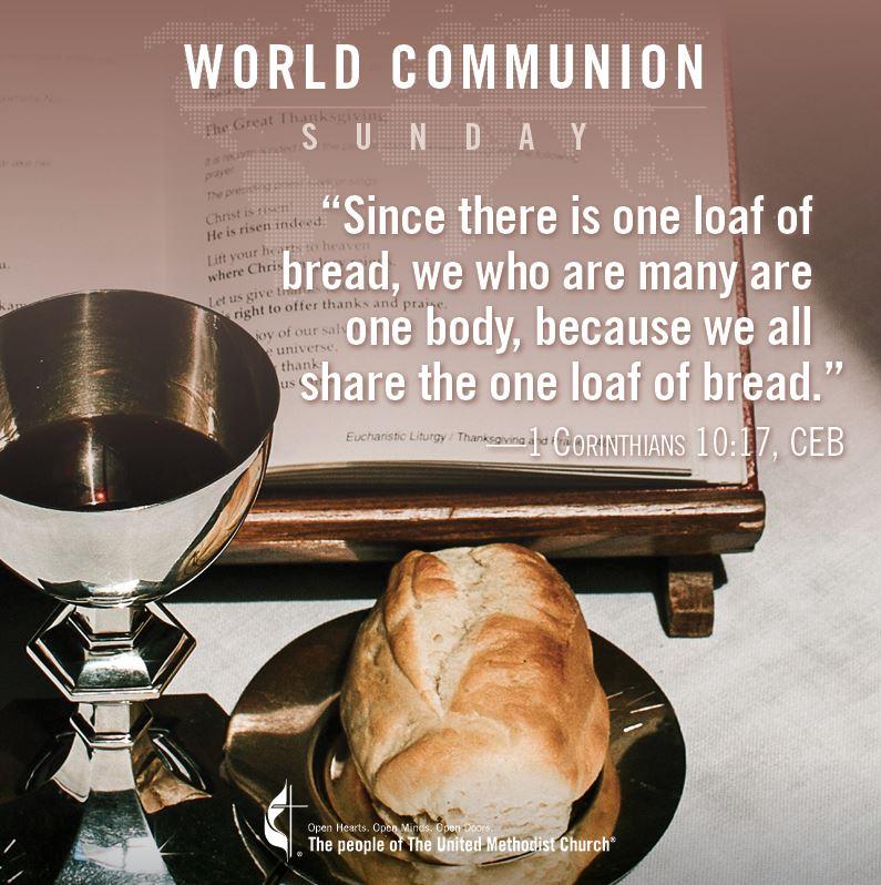 WorldCommunionSunday